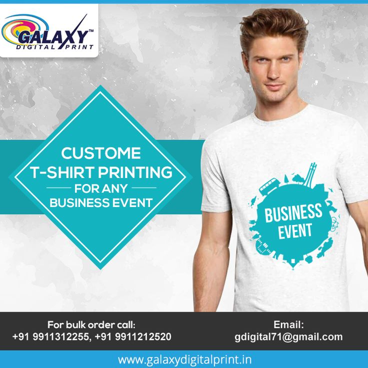 Promote your business with #CustomPrinting. Place your bulk order at gdigital71@gmail.com  #DigitalPrinting #TshirtPrinting