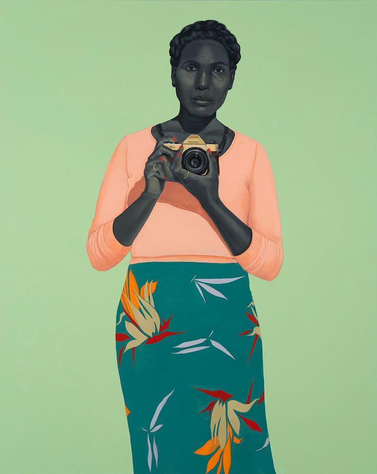 Amy Sherald | ARTNAU