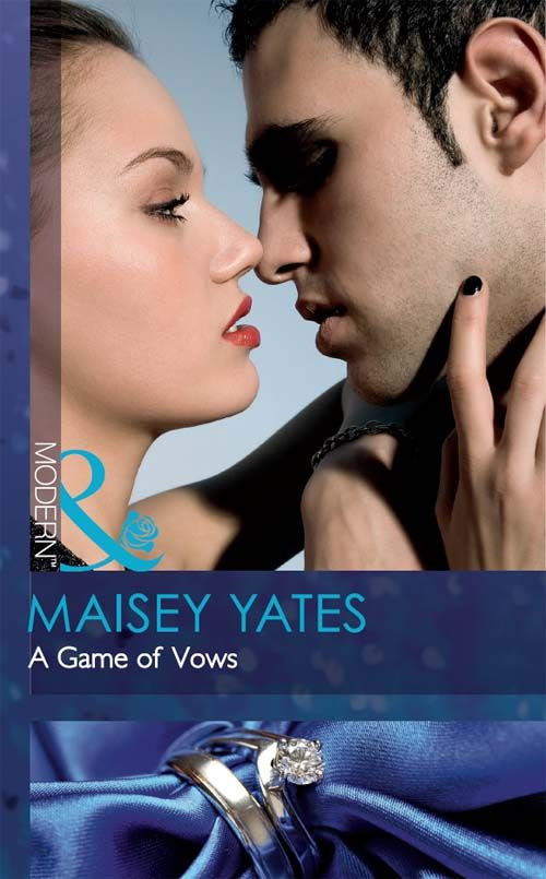 A Game of Vows (Mills & Boon Modern) eBook: Maisey Yates: Amazon.co.uk: Kindle Store