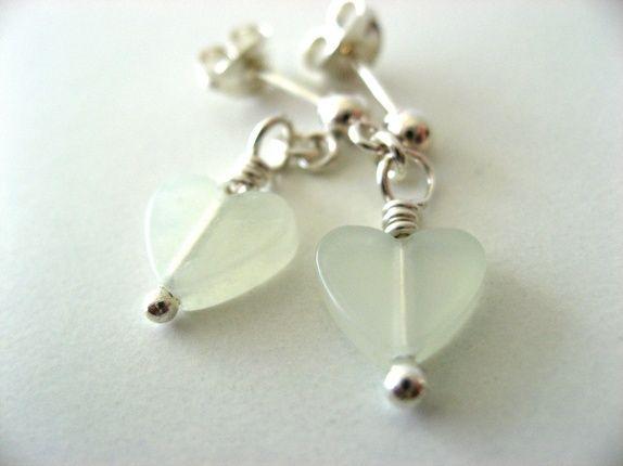 Hjerter og sølv, SMÅ øredobber