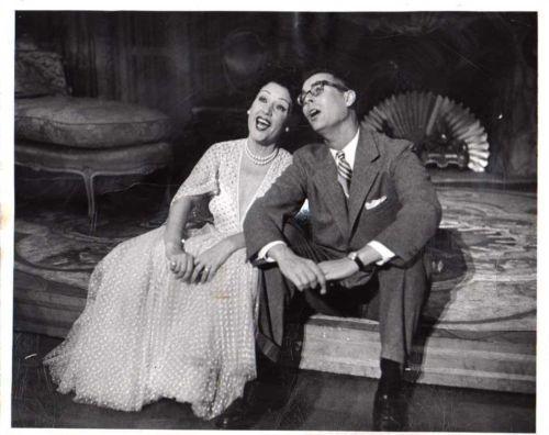 Vintage 1951 Ethel Merman Irving Berlin's Broadway Musical Call Me Madam Photo 3 | eBay