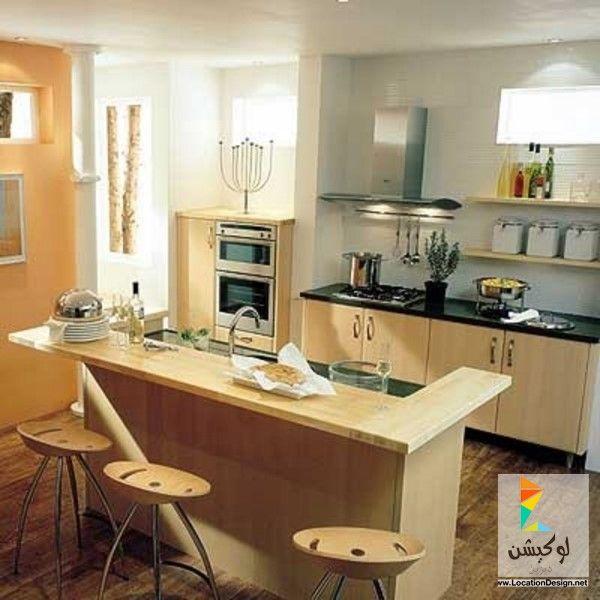 كولكشن مطابخ صغيرة جدا و بسيطة لوكشين ديزين نت Kitchen Design Small Small Kitchen Design Solutions Interior Design Kitchen Small