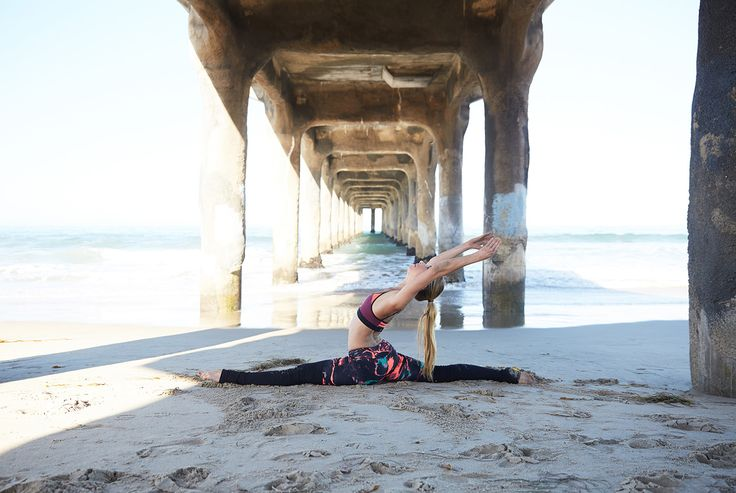 17 best images about beach yoga photography on pinterest for Haute 8 yoga manhattan beach