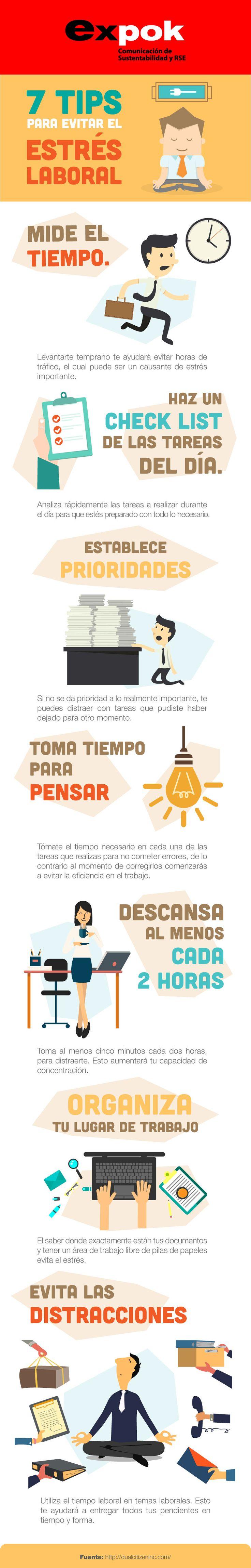 #técnicas#evitarelestres#trabajo