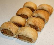 Chicken Sausage Rolls | Official Thermomix Recipe Community