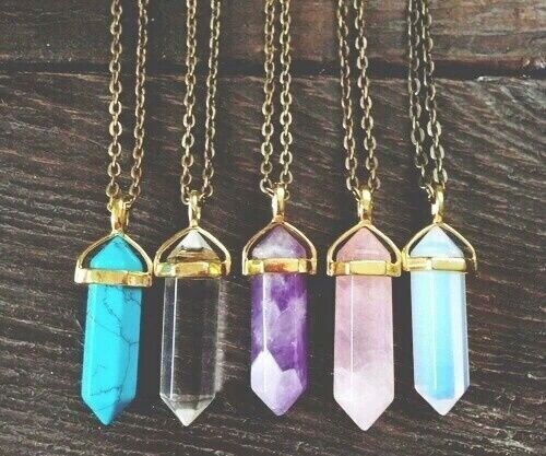 Jewel necklaces                                                                                                                                                                                 More