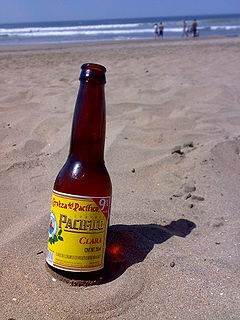 Pacifico! The better version of Corona