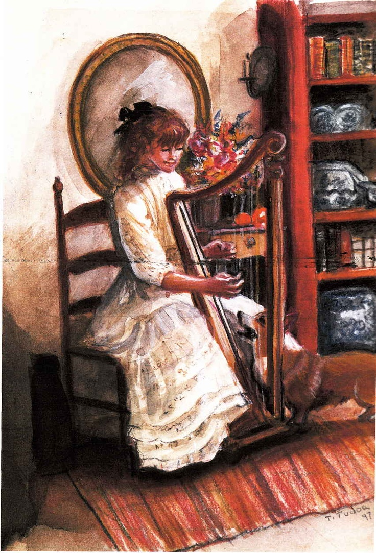 84 Best Images About Tasha Tudor Illustrations On