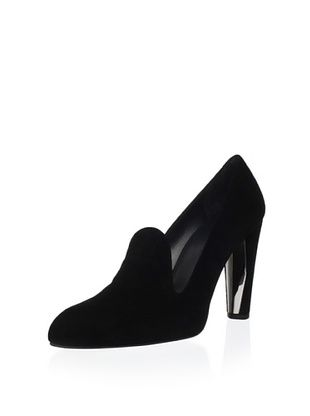 64% OFF Stuart Weitzman Women's Uprise Pump (Black Suede)