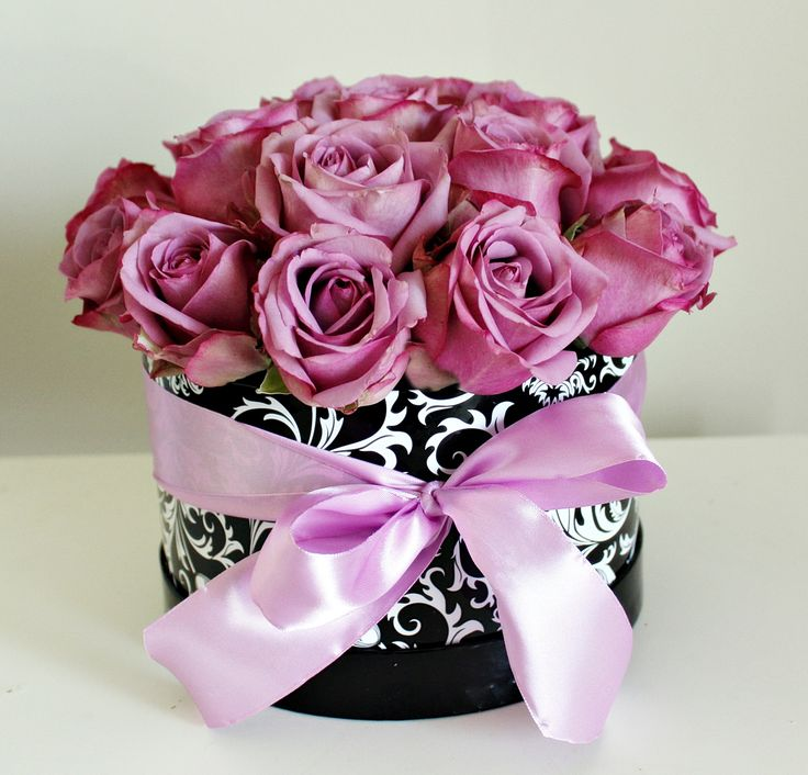 Top 25 Ideas About Flowers In A Box On Pinterest