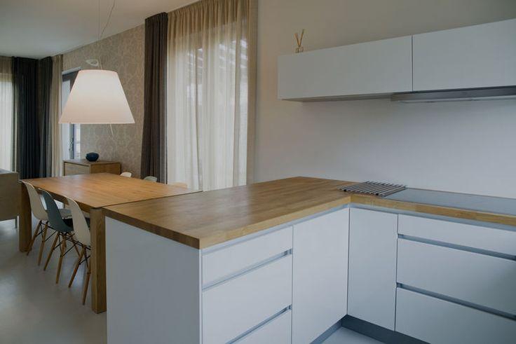 Kucyhně a obývák   bytové interiéry   in 2 ®