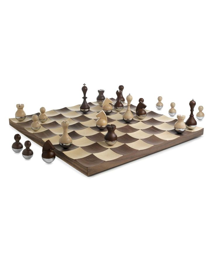Wobble chess set chess sets and chess - Wobble chess set ...