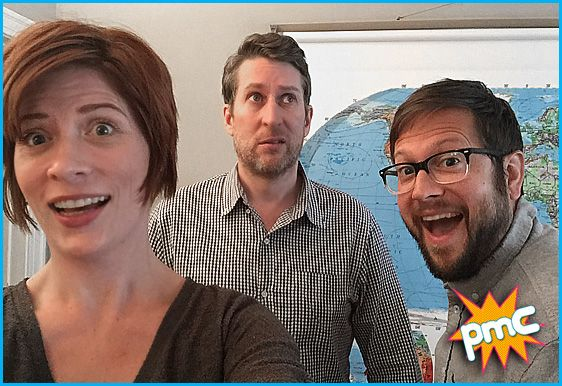 Check out episode 192 of Pop My Culture, featuring the hilarious Scott Aukerman!