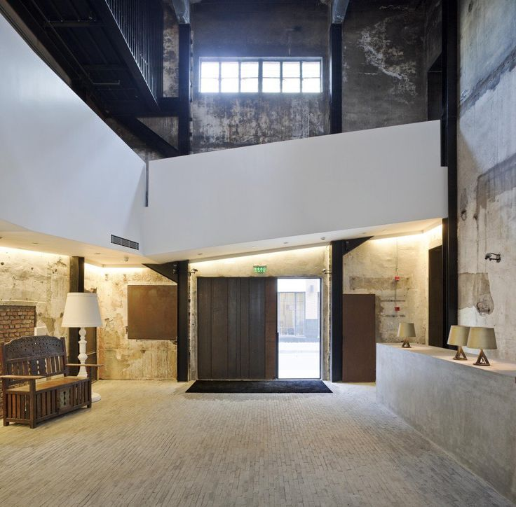 Gallery of the waterhouse at south bund nerihu design and research office 11