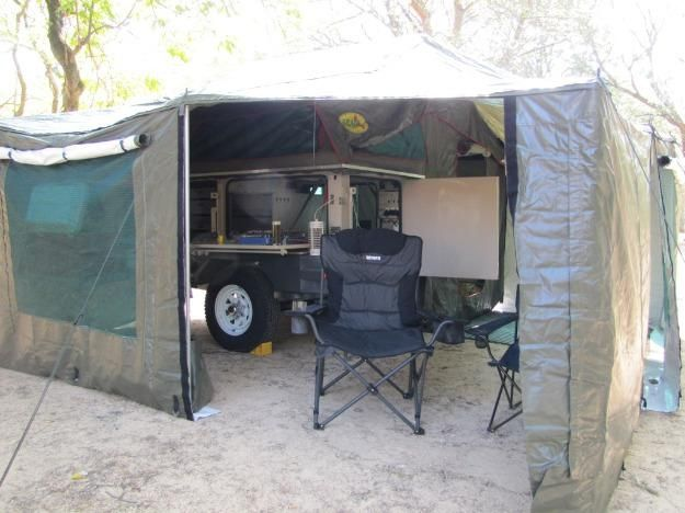 Off-Road Trailer | Echo 3 Offroad C&ing Trailer for Sale in Benoni Gauteng : echo tents - memphite.com