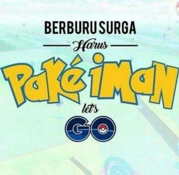 Gambar DP BBM Pokemon GO Lucu Terbaru 2017 | DPBergerak.xyz