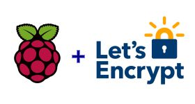 Jak na Raspberry Pi zprovoznit HTTPS a jak nainstalovat a použít certifikát vygenerovaný Let's Encrypt?