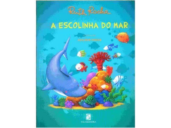 A Pequena Escola do Mar, Ruth Rock   – Livros