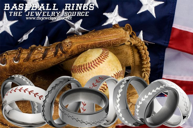 Buy him a ring this Valentine's Day that he will love and cherish for a lifetime.  #thejewelrysource  https://www.thejewelrysource.net/outdoor-lovers/carved-sports-rings.html  #baseball #mlb #batterup #usamade #coolrings #rings #bands #weddingrings #weddingbands #valentinesday #mensrings #mensweddingbands #usa #majorleague #firstbase #homerun #outfield #tjs #mensband #perfectgift