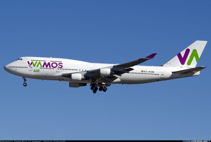 Boeing 747-412..