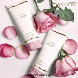 Διαγωνισμός με δώρο ένα σετ περιποίησης με αφρόλουτρο & body lotion της σειράς Artistry Flora Chic