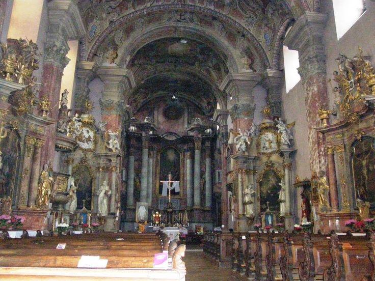 Zatrzymać świat: Kościół pw. św. Ducha - Lewocza (Levoča) (Słowacja, kraj preszowski, pow. Lewocza)