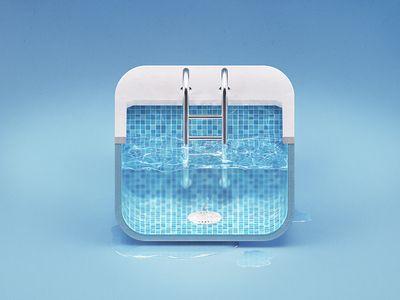 Pool iOS icon