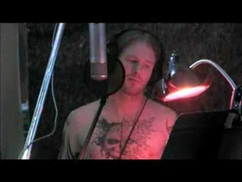 Corey Taylor (Slipknot) Recording Snuff (+playlist) ------ this gave me chills. His voice is just wow.