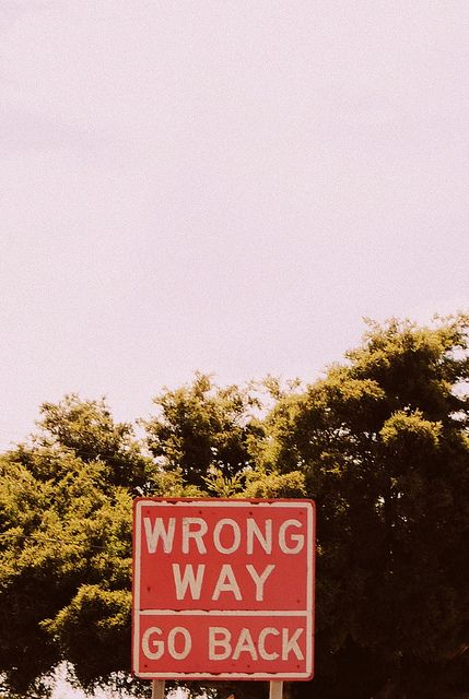 laugh | wrong way
