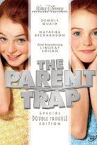 Identical twins, separated at birth and each raised by one of their biological parents, discover each other for the first time at summer camp and make a plan to bring their wayward parents back together. (127 mins.) Director: Nancy Meyers Stars: Lindsay Lohan, Dennis Quaid, Natasha Richardson, Elaine Hendrix