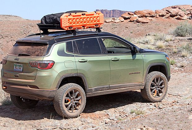 2018 Compass Lift Kit Jeep Compass Jeep Lifted Jeep