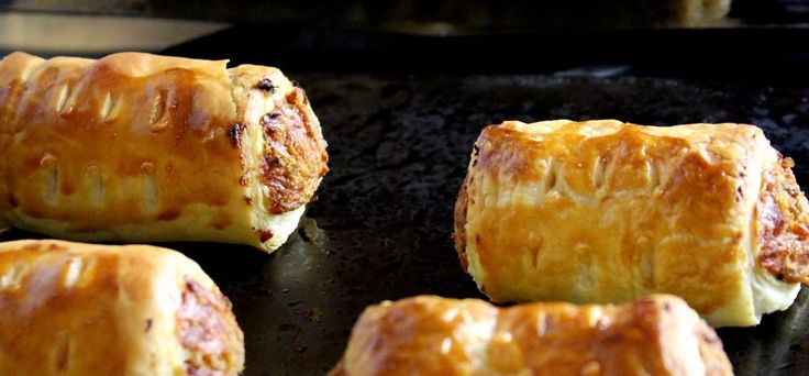 Vegetarian Sausage Rolls - perfect for Christmas