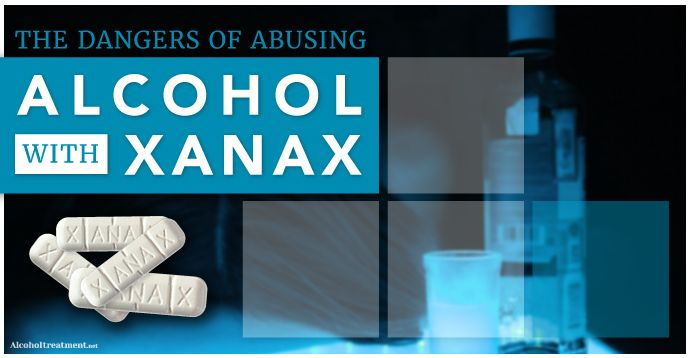 Most people have no idea how alcohol and Xanax interact with each other once they enter the body and brain.  Learn more at the link below or contact a treatment specialist today at (877) 416-5558. #xanax #alcohol #abuse #alcoholism