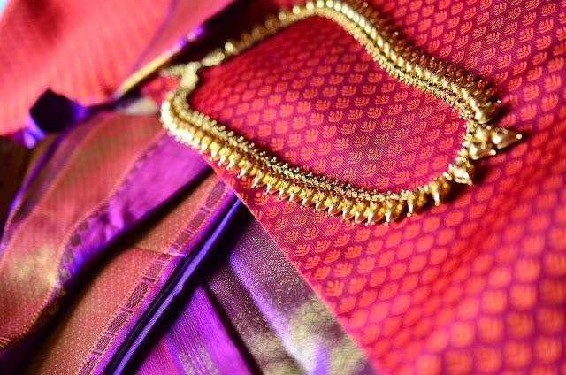 Weaves of India - The Kanjeevaram Sari