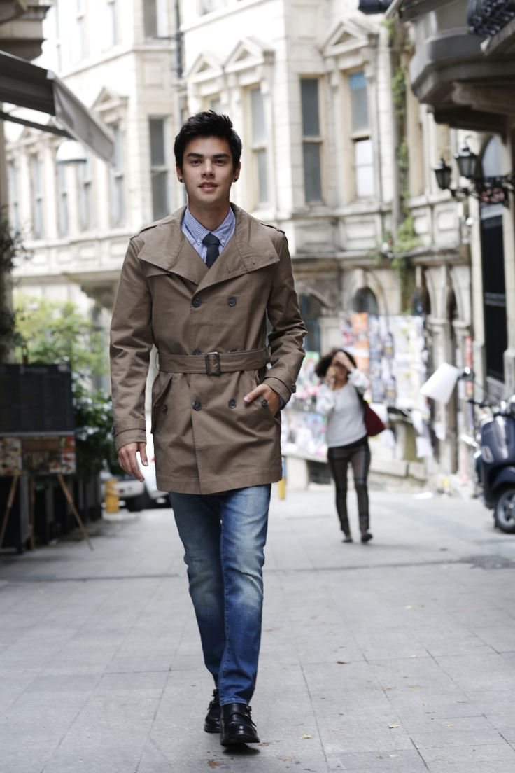 LOOKBOOK Working Man - Vini Uehara