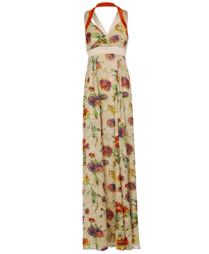 Browns fashion & designer clothes & clothing | ETRO | Floral embroidered crepe maxi-dress: Crepes Maxidress, Fashion Style, Crepes Maxi Dresses, Floral Embroidered, Etro Floral, Crosses, Embroidered Crepes, Products, Maxidress 1345