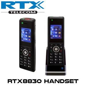 RTX 8830 SIP Cordless DECT Phone - https://www.pbxae.com/telecom/rtx-8830-sip-cordless-dect-phone/