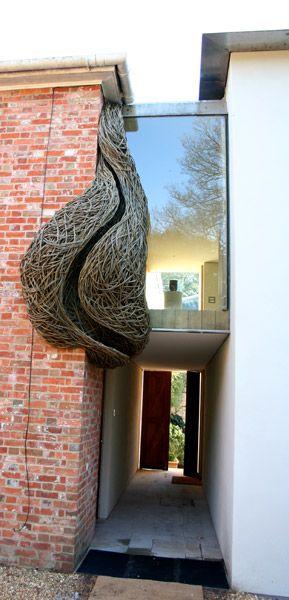 Environmental Art | Organic Structures | Roche Court | Laura Ellen Bacon