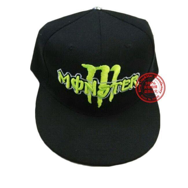 promotion women men cheap snapback monster evil character style hip hop baseball cap for boy girl best