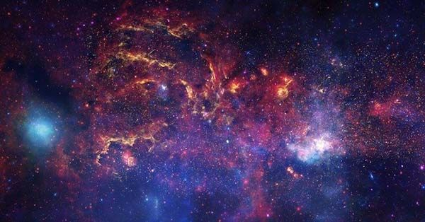20.) There are more atoms in a glass of water than there are stars in the universe.