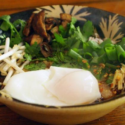 #Oatmeal congee inspired by Thai rice porridge