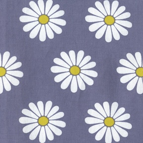 Find Gray daisy floral fabric, daisy floral fabric, daisy floral fabrics, white daisy floral fabric at the Warm Biscuit Bedding Company
