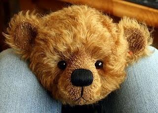 Eye, Eye! How-To Insert Teddy Bear Eyes Tutorial by Paula Carter of All Bear By Paula Carter