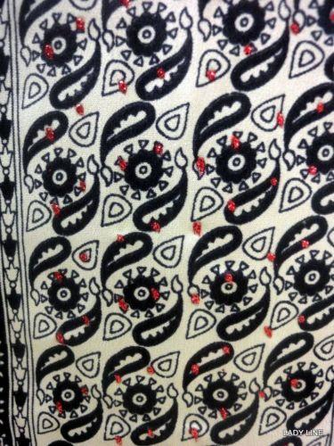 Beautiful Kalamkari Printed French Crepe Kurti Tunic Top Kurta Sz 42 40 207 | eBay