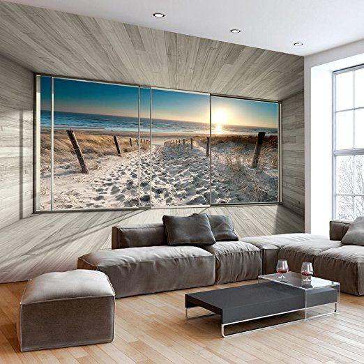 Oltre 20 migliori idee su quadri spiaggia su pinterest for Carta da parati 3d mare