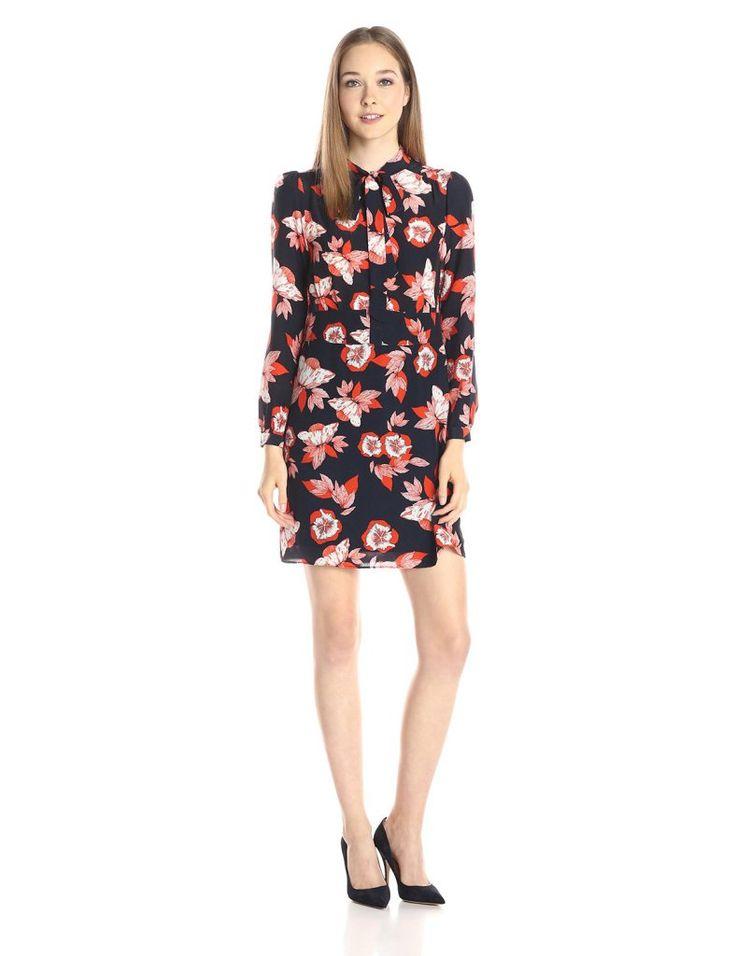 Shoshanna Women's Etching Floral Allen Dress