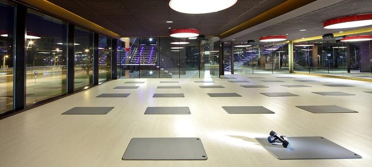 192 best gimnasios images on pinterest gym fitness - Metropolitan spa madrid ...