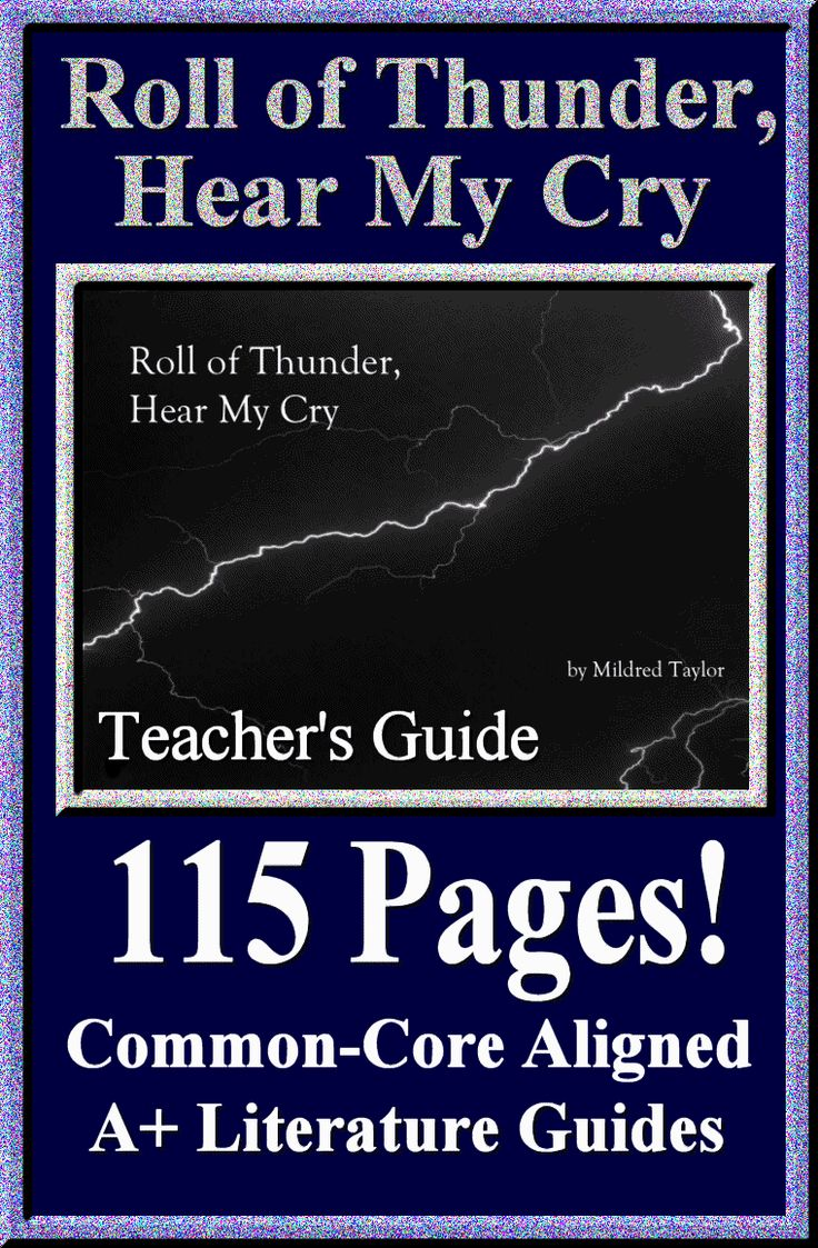 Book review roll of thunder hear