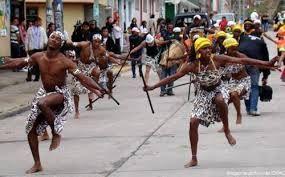 Resultado de imagen para folklore afro ecuatoriano