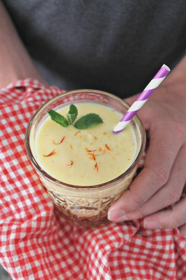 Recept mango lassi // recept lassi